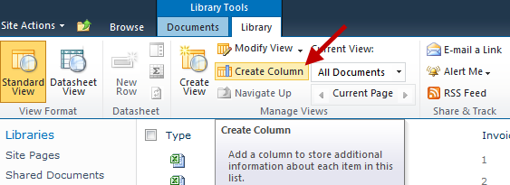 SharePoint Columns, Site Columns and Content Types explained