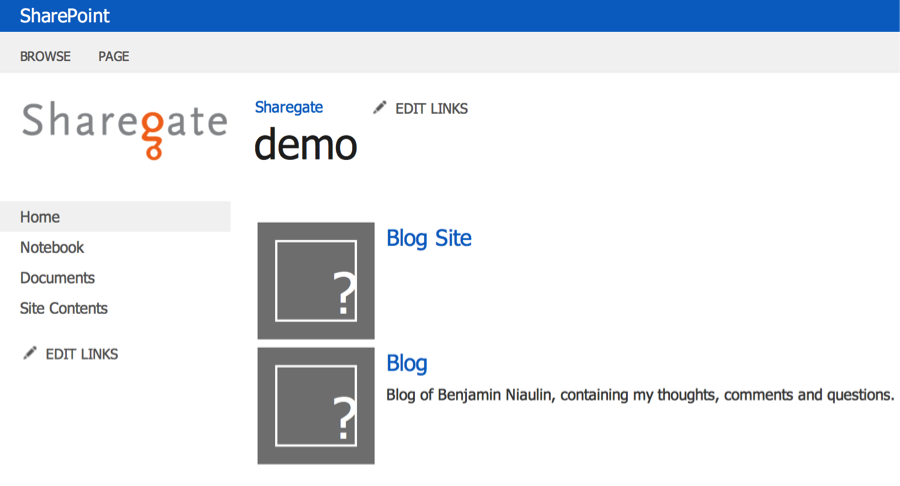 SharePoint 2013 Content Search Site Portal