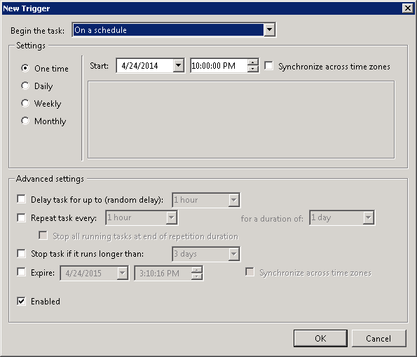 Schedule SharePoint Migration with PowerShell and Sharegate
