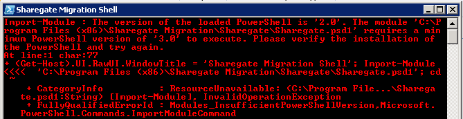 Multiple SharePoint libraries migration with powershell