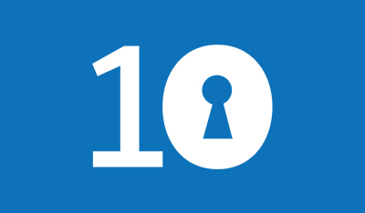 10 Ways to a more Secure SharePoint [Infographic]