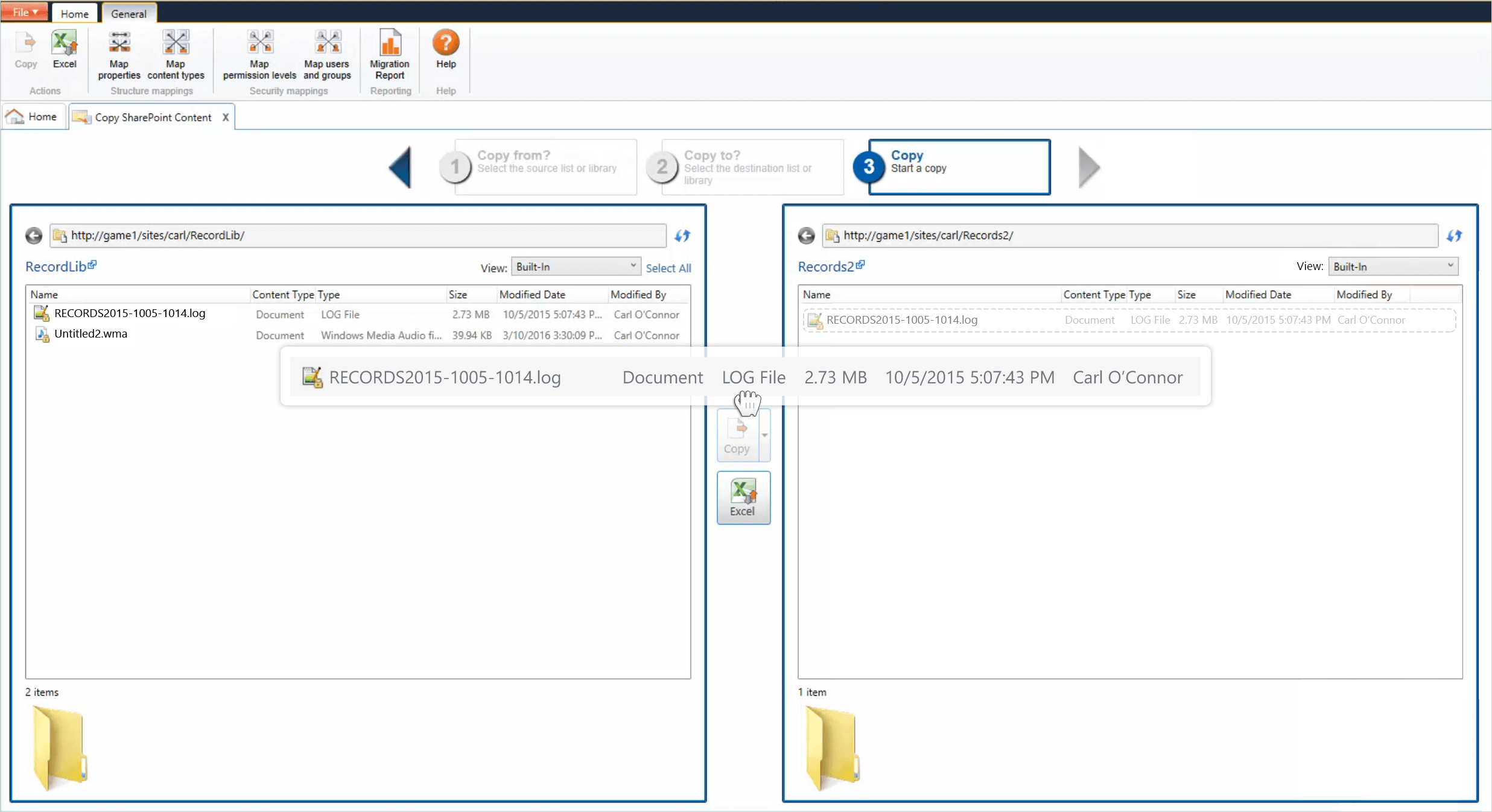 Migrate SharePoint Record Libraries with Sharegate