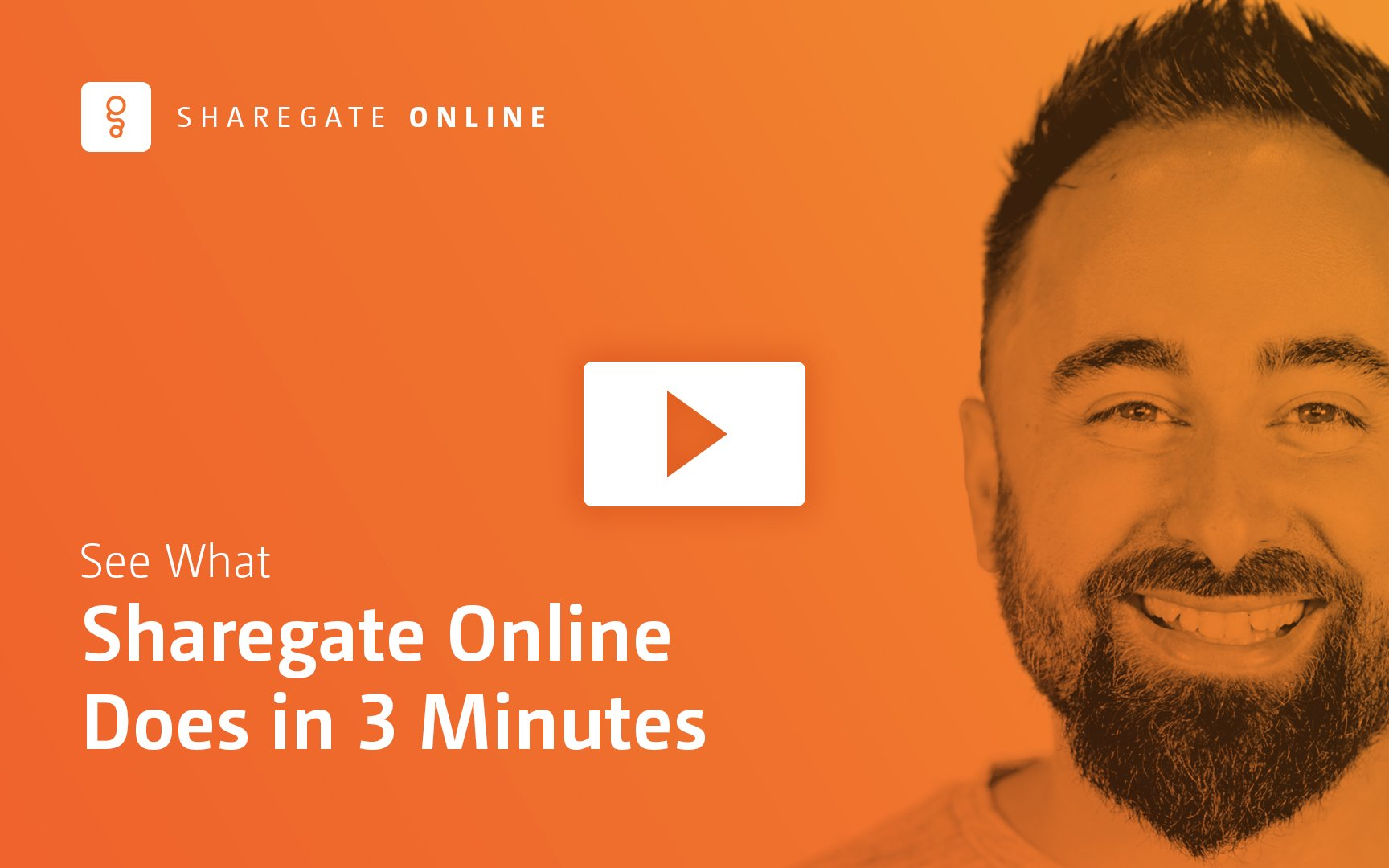 See What Sharegate Online Does in 3 Minutes