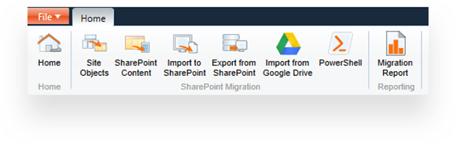 Run your migration report to make sure everything was brought over at the destination.