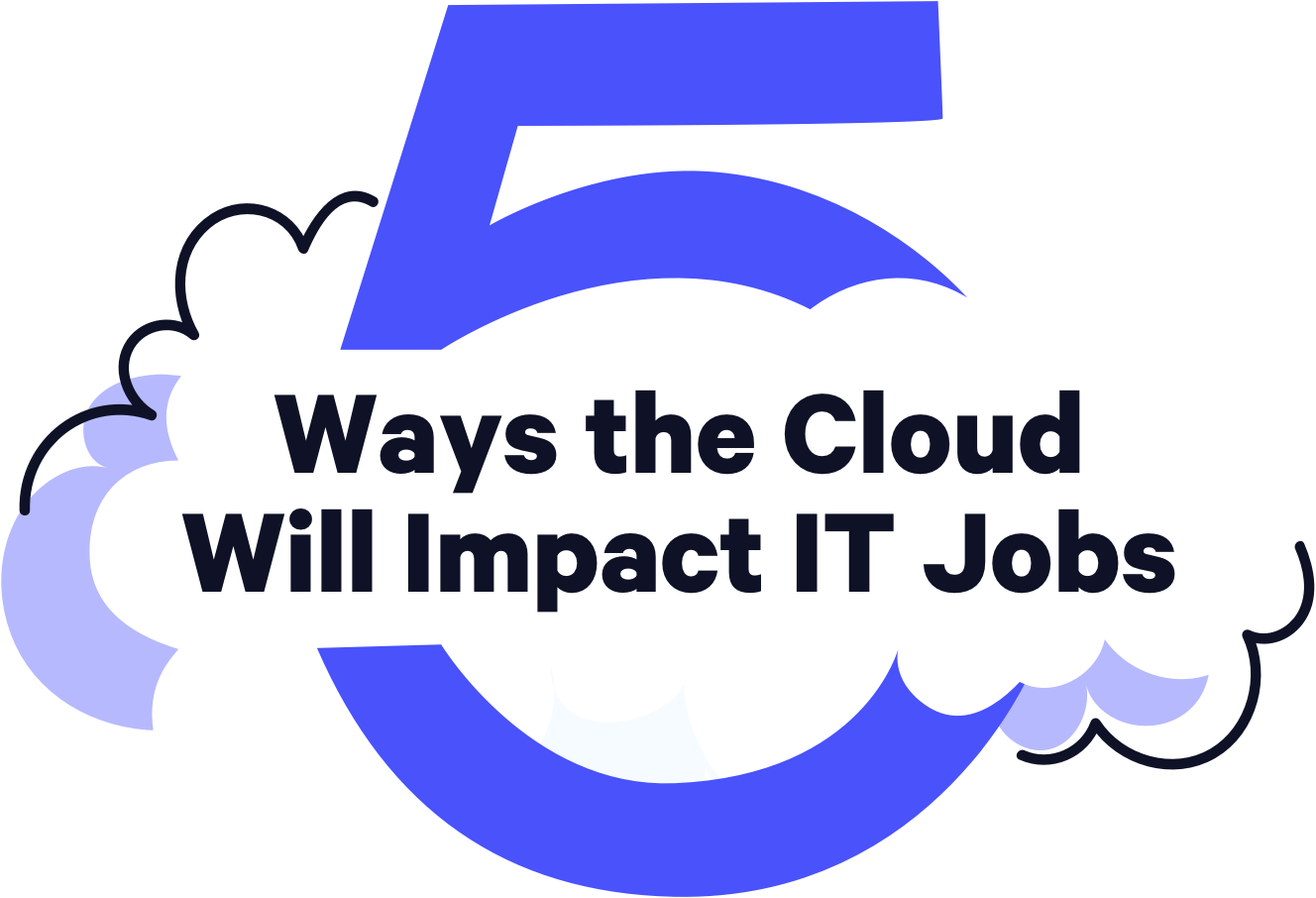 Five Ways the Cloud Will Impact It Jobs