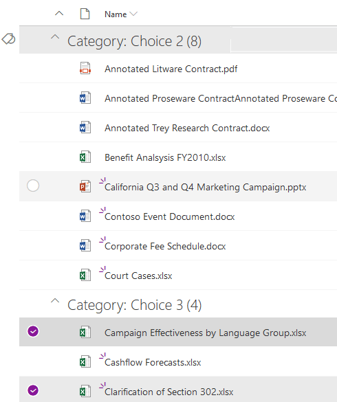 Group by & Drag and Drop on Modern SharePoint